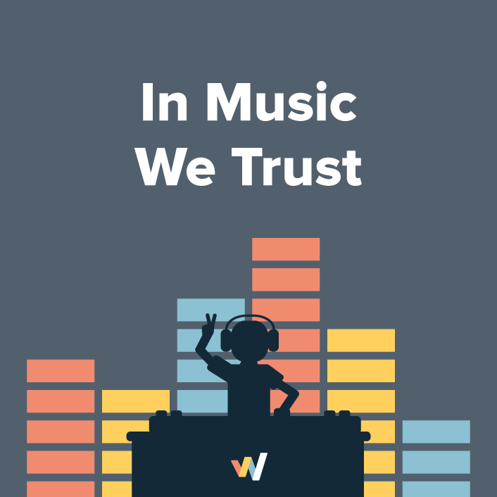 In music we trust
